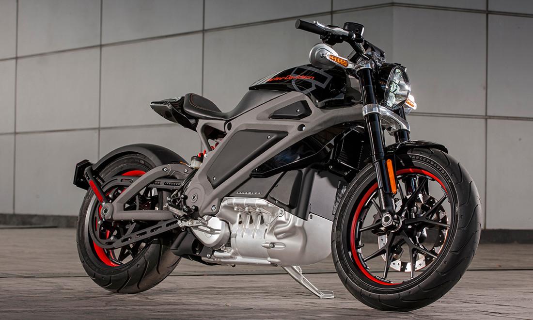 Harley Davidson lancerà la prima moto elettrica nel 2019