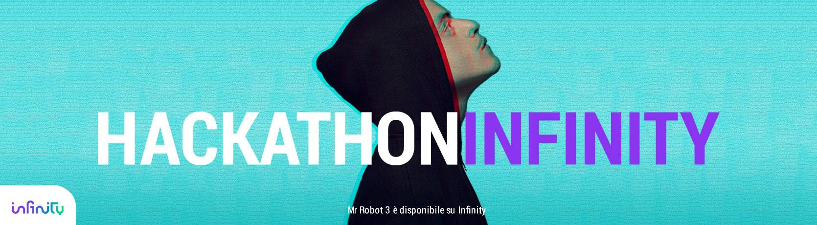 Ultimo giorno per iscriversi all'Hackathon di Infinity, in premio 2500 euro