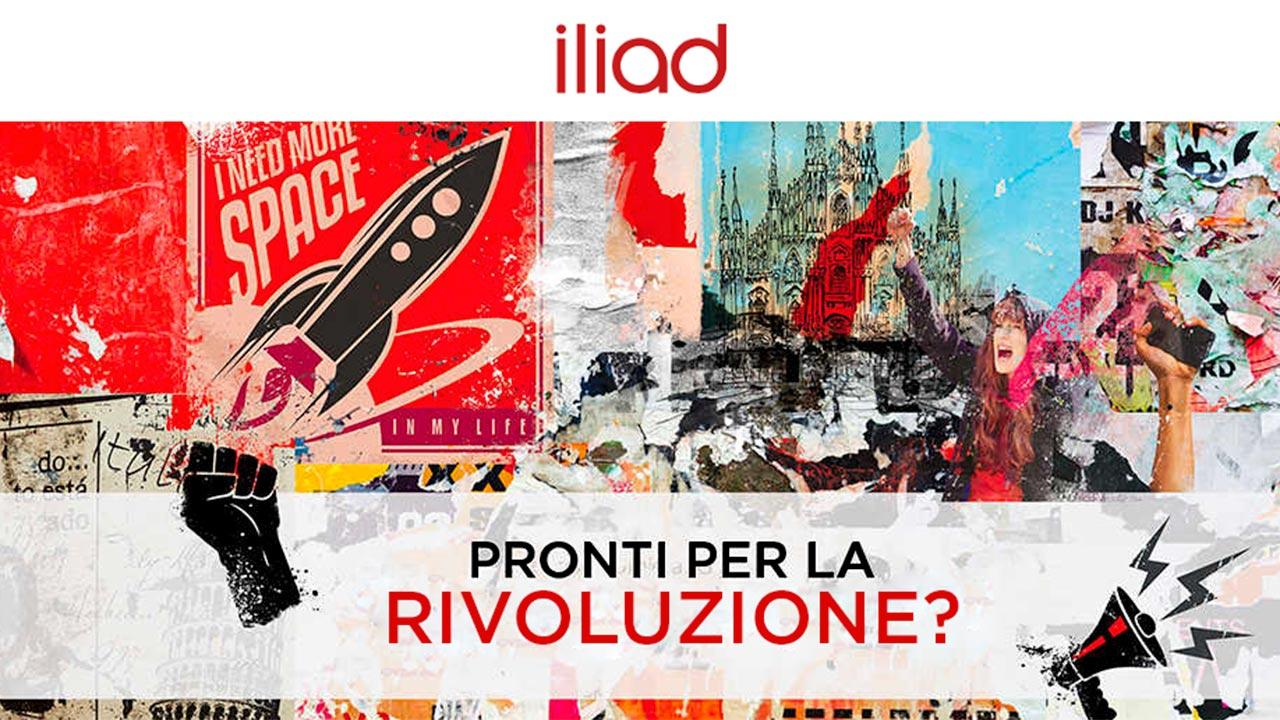 Iliad in italia dal 29 Maggio