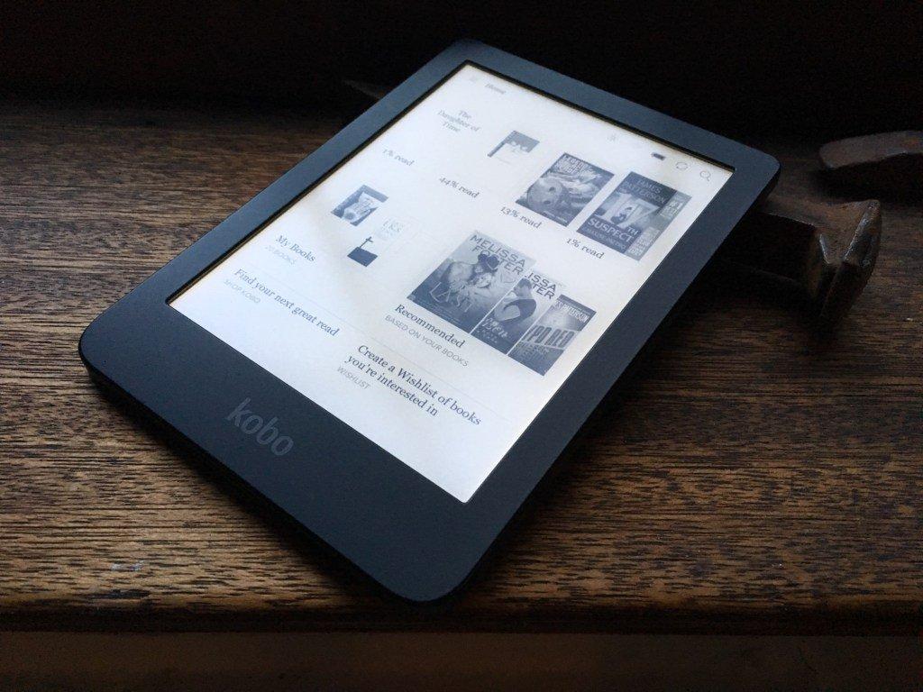 Kobo Clara HD, il nuovo ebook reader che sfida Kindle PaperWhite