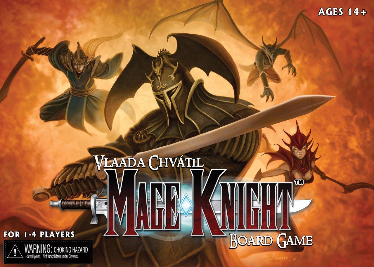 Giochi Uniti annuncia la Ultimate Edition di Mage Knight