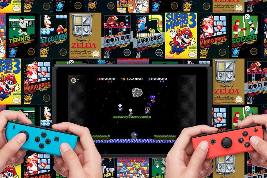Tutti i dettagli sul servizio online di Nintendo Switch