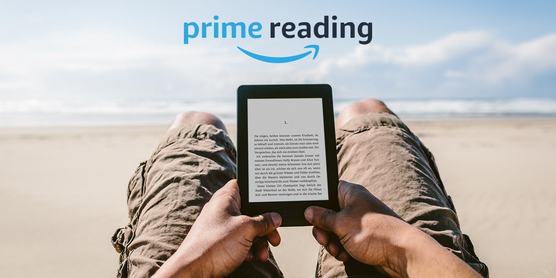 Prime Reading: ebook gratuiti compresi nell'abbonamento Amazon Prime