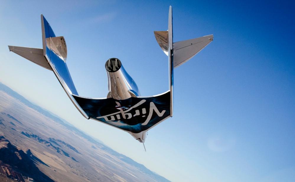 Anche Virgin Galactic si avvicina al turismo spaziale