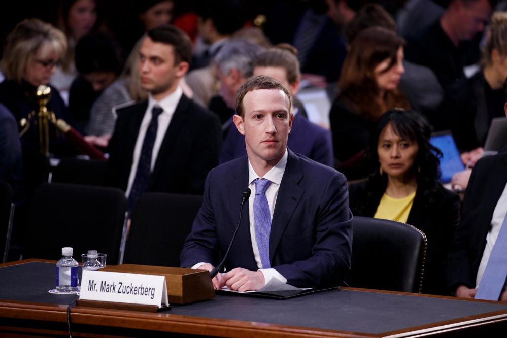 Mark zuckerberg incontra oggi il parlamento europeo con for Oggi parlamento diretta