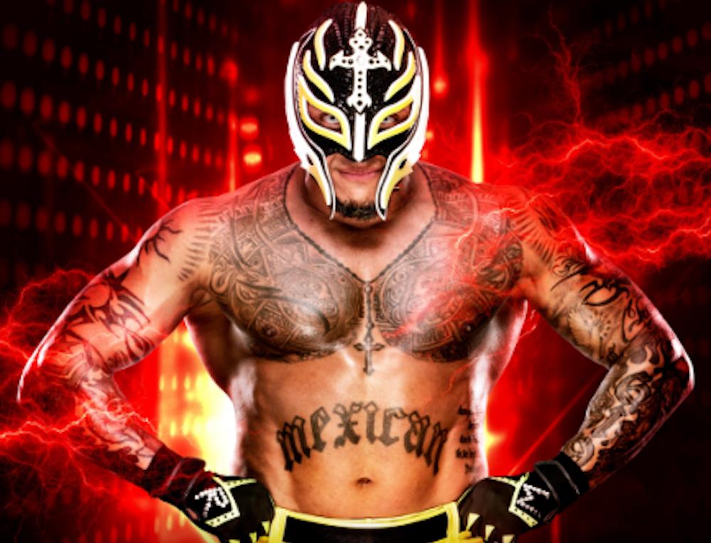 Rey Mysterio fa il suo ritorno in WWE 2K19