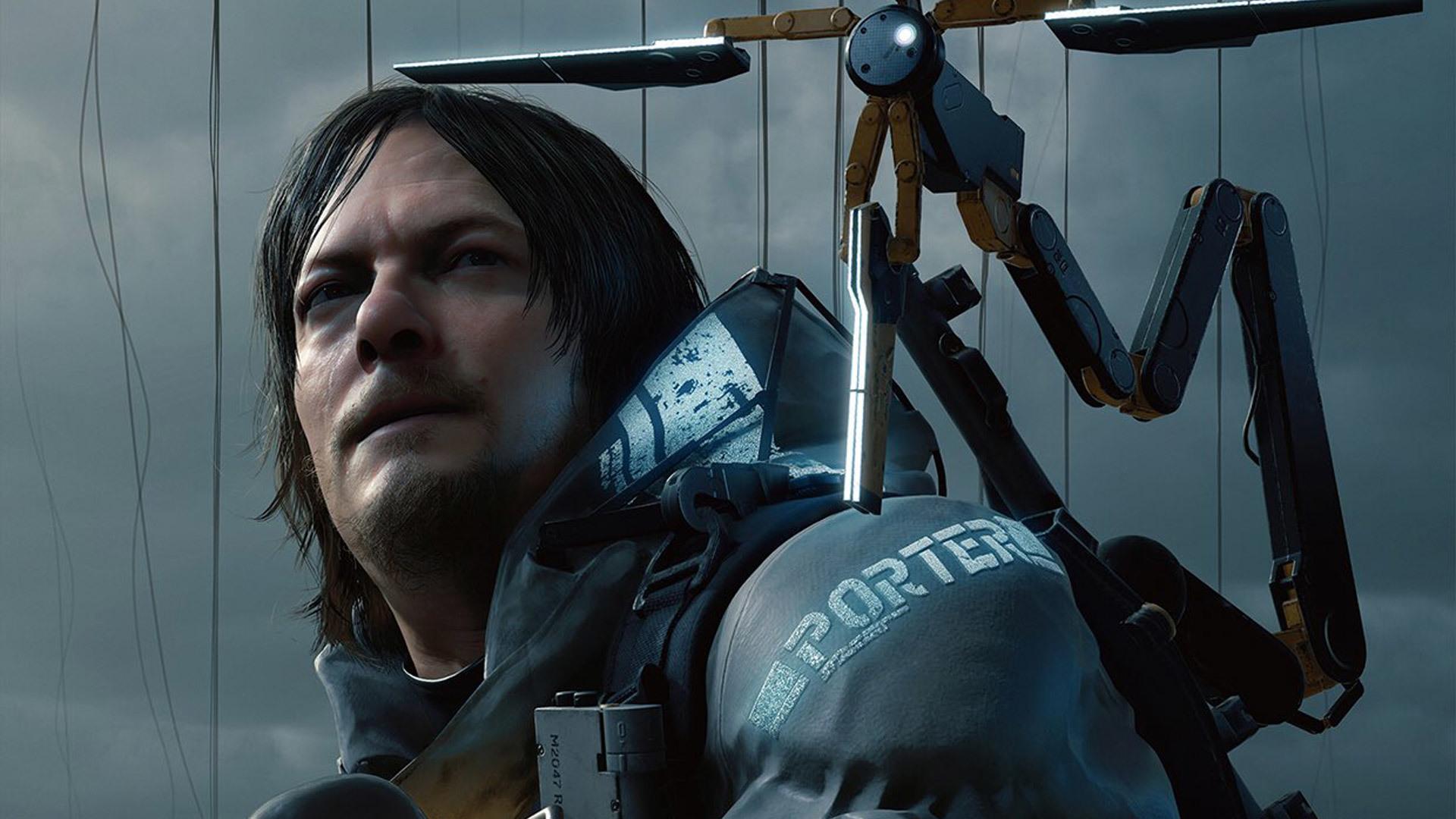 L'atteso trailer inedito di Death Stranding da Gamescom si svela in un video off-screen