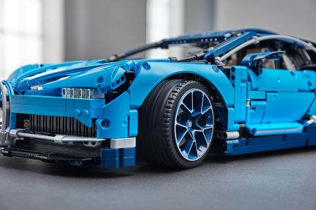 annunciata ufficialmente la bugatti chiron lego 42083 leganerd. Black Bedroom Furniture Sets. Home Design Ideas