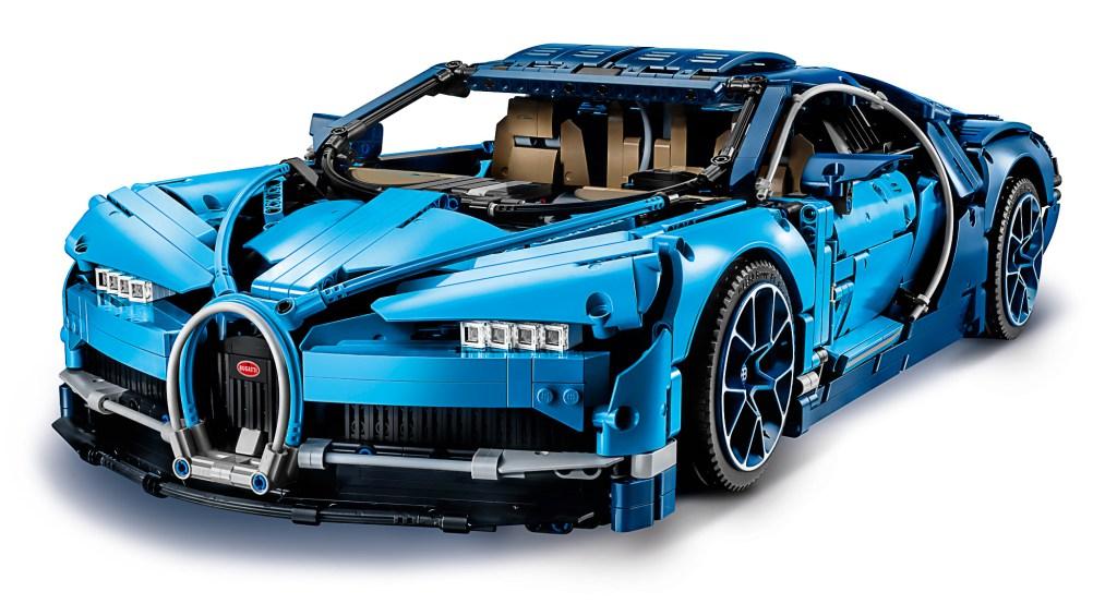 Annunciata ufficialmente la Bugatti Chiron LEGO 42083