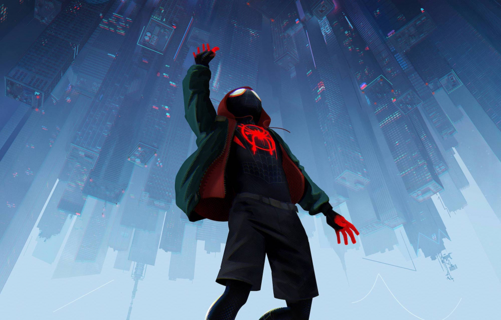 Spider-Man: Un Nuovo Universo si mostra in trailer