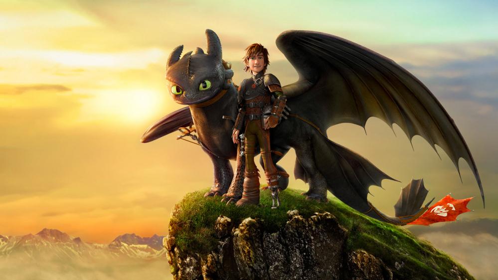 Dragon Trainer 3: ecco il magico trailer