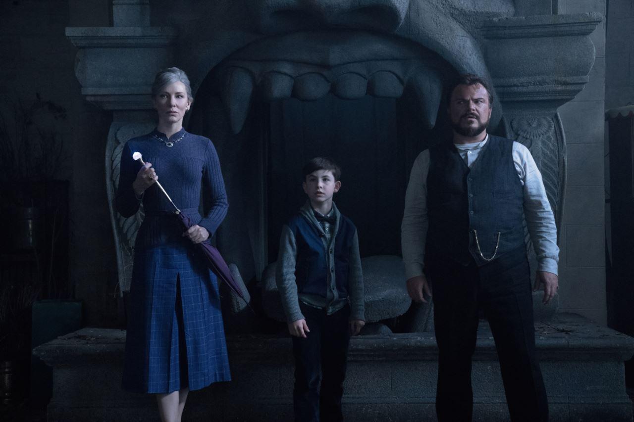 Il Mistero della Casa del Tempo: un nuovo trailer con Jake Black e Cate Blanchett