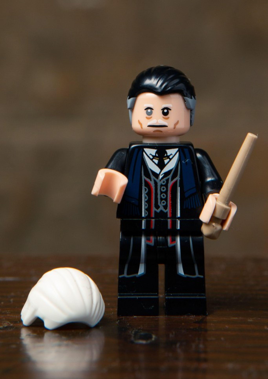 LEGO MINIFIGURES HARRY POTTER E ANIMALI FANTASTICI Harry Potter WIZARDING WORLD