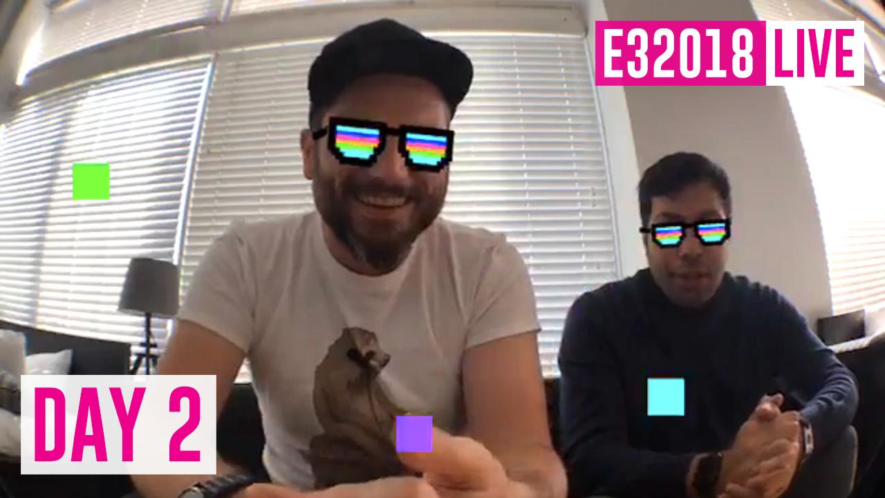 E3 2018 con Itomi e Francesco: Day 2