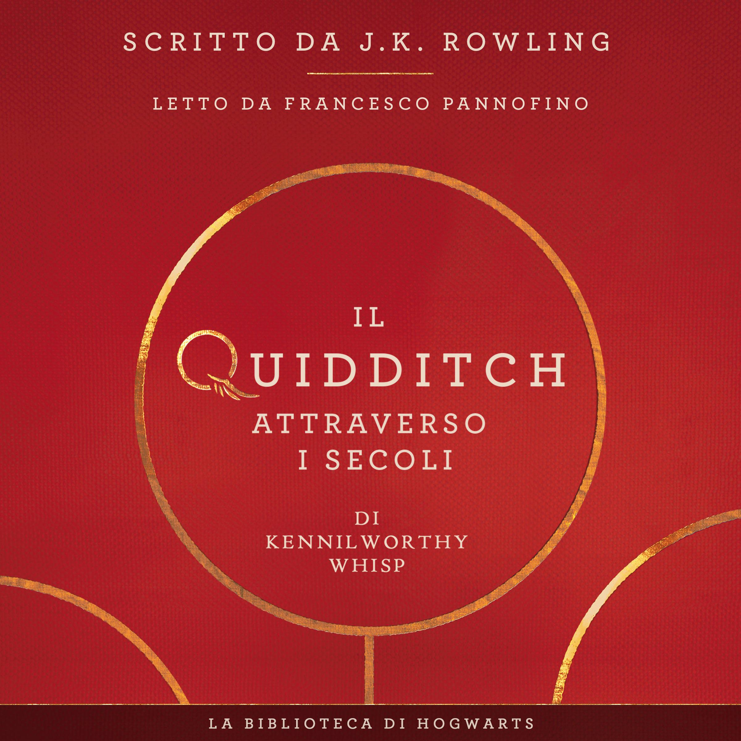 Oggi su Audible arriva Il Quidditch attraverso i secoli, il libro della biblioteca di Hogwarts