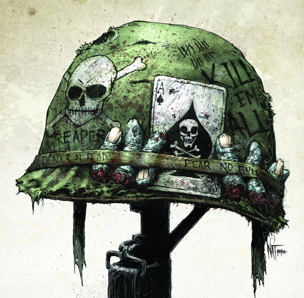 '68, la serie cult di Kidwell e Jones sugli Zombie in Vietnam