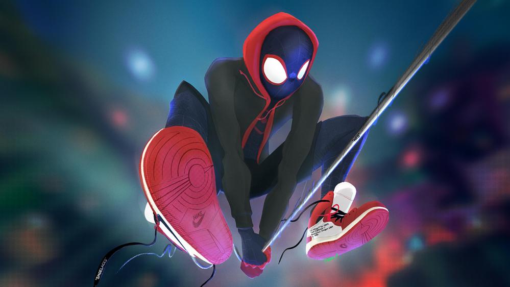 Spider-Man: Un Nuovo Universo: il trailer
