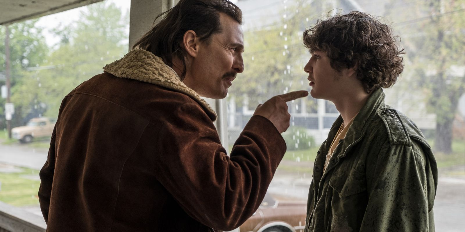 White Boy Rick: il trailer del nuovo film con Matthew McConaughey