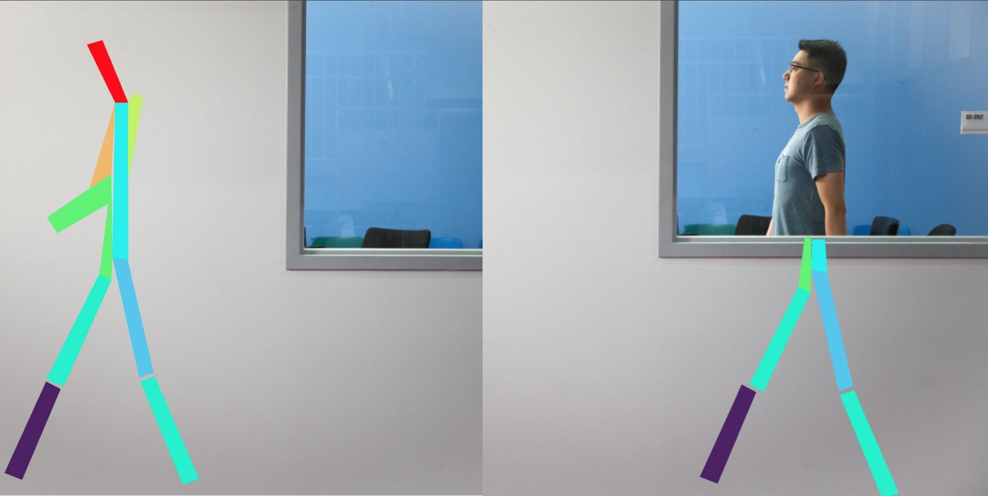 Ideata al MIT una IA in grado di percepire le persone attraverso i muri