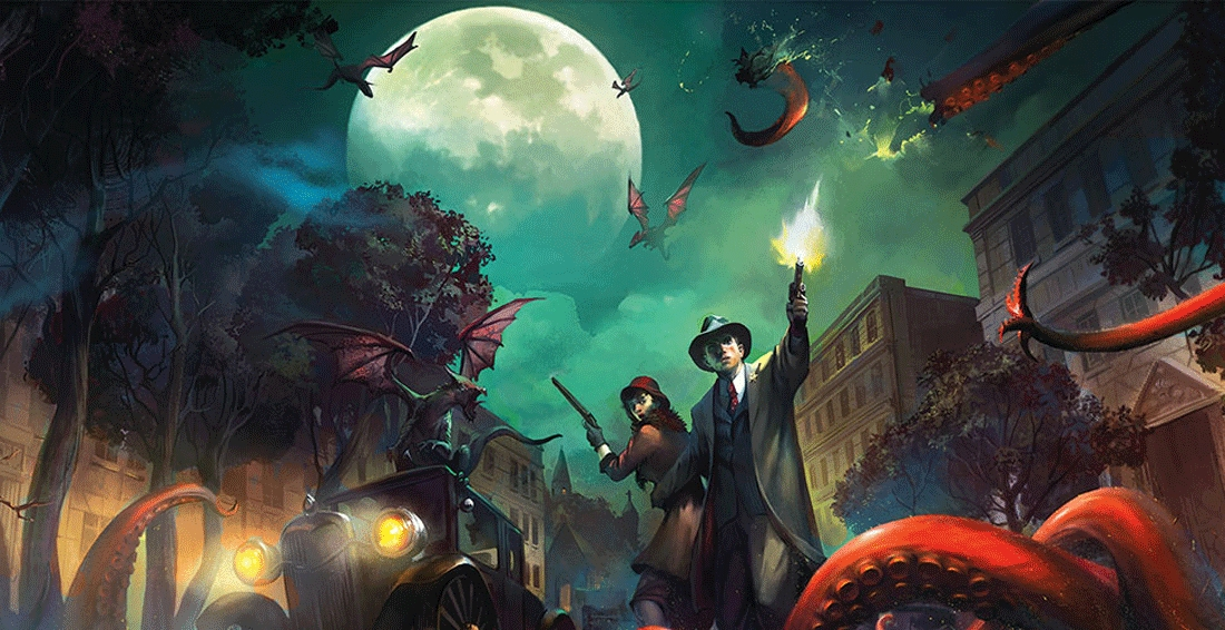 Annunciata I Labirinti della Follia, nuova espansione per Arkham Horror LCG