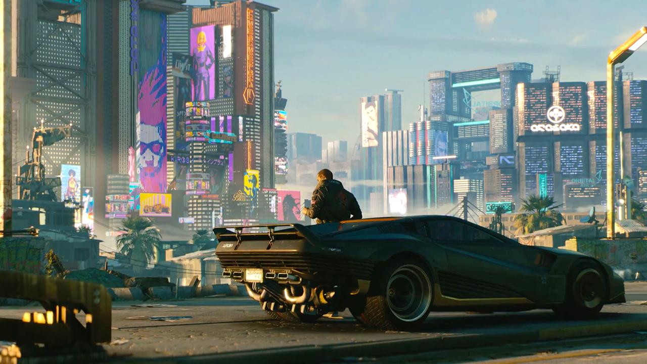Cyberpunk 2077 premiato ai Golden Joystick 2018