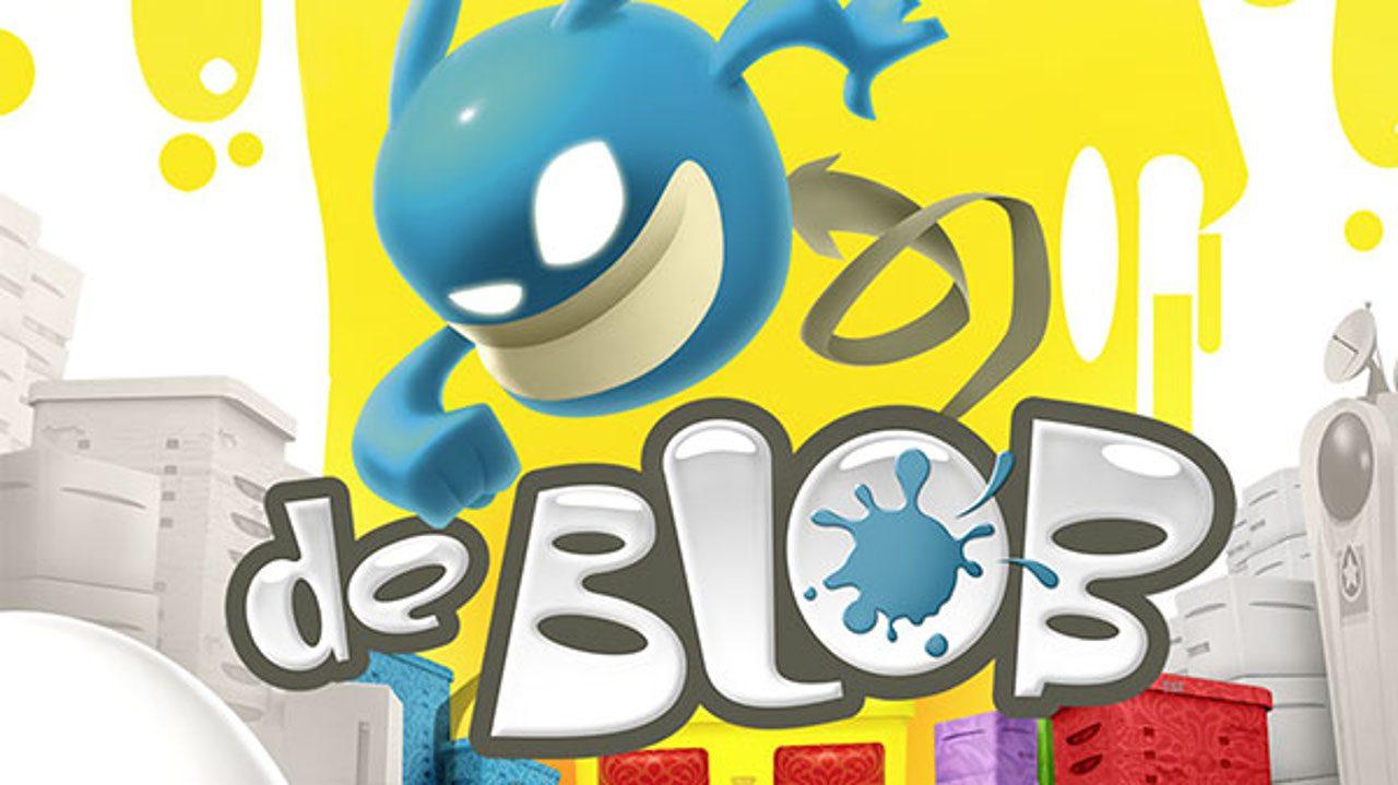 Ora disponibile su Nintendo Switch de Blob