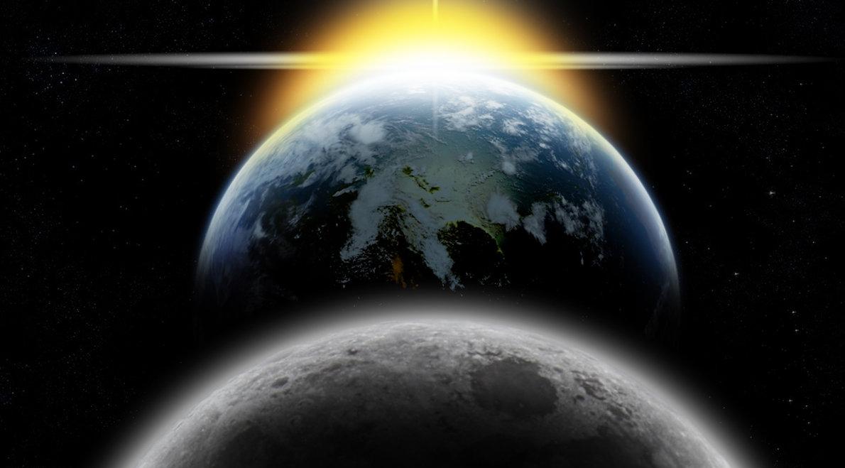 Le giornate sulla Terra si stanno allungando grazie alla Luna