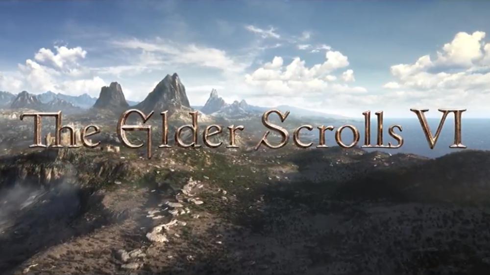 Bethesda ha annunciato The Elder Scrolls VI