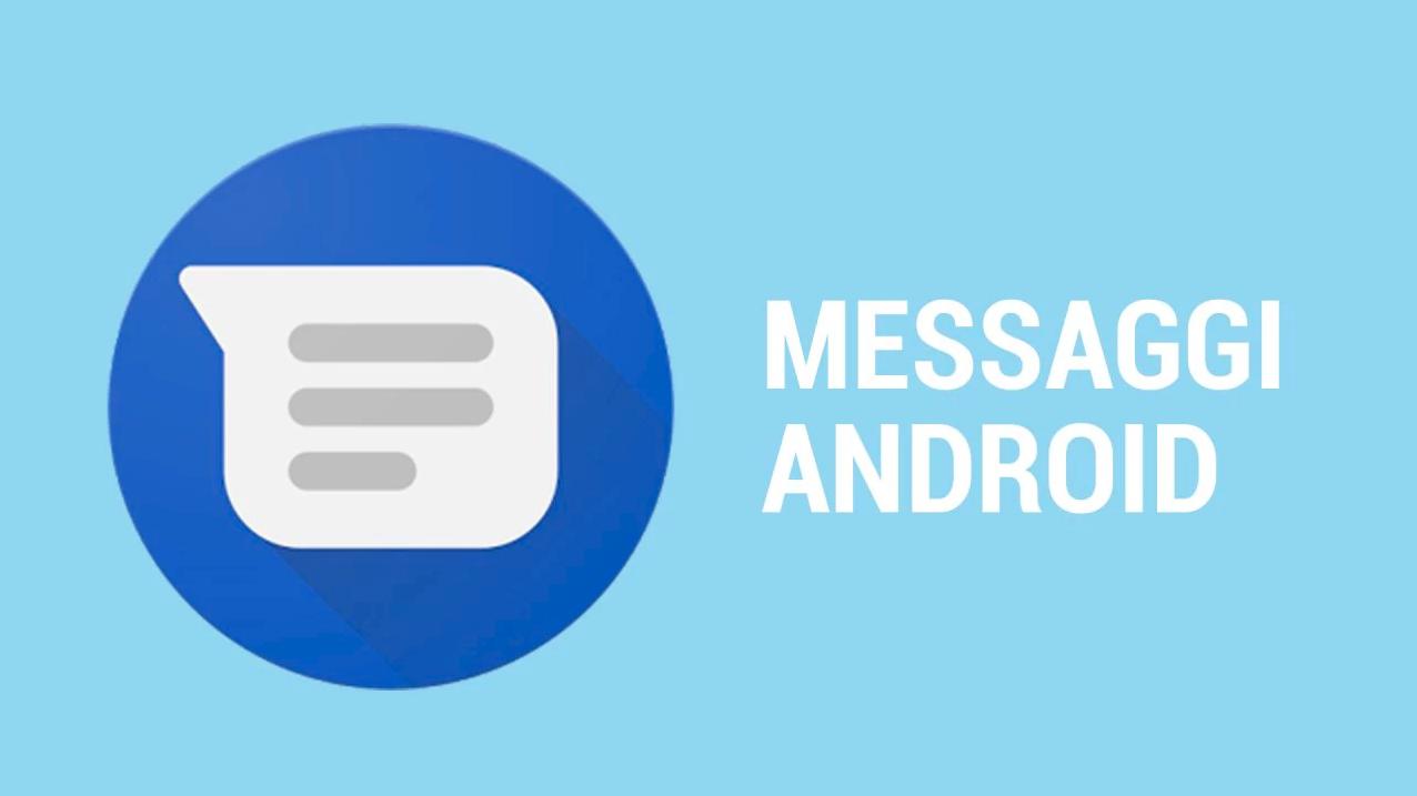 Modalità web per l'app Messaggi di Android