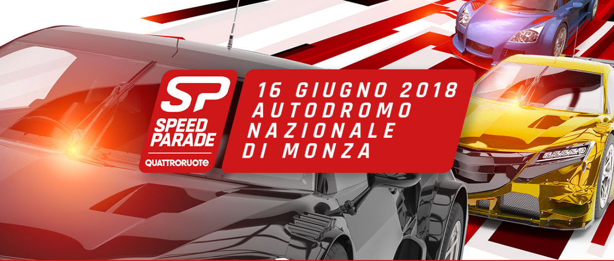Mostra LEGO alla Speed Parade-GT Cup a Monza il 16 e 17 giugno
