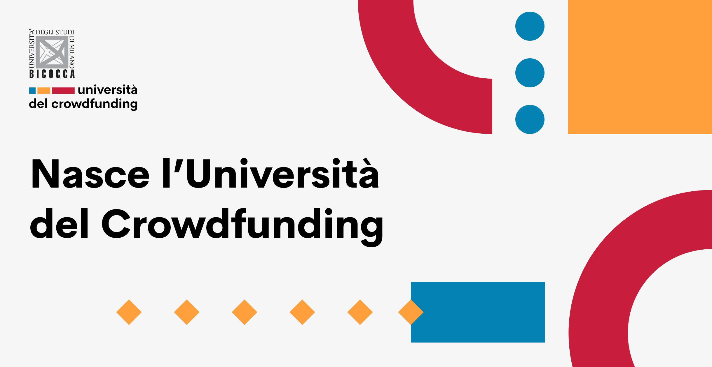 Crowdfunding e università per finanziare la ricerca