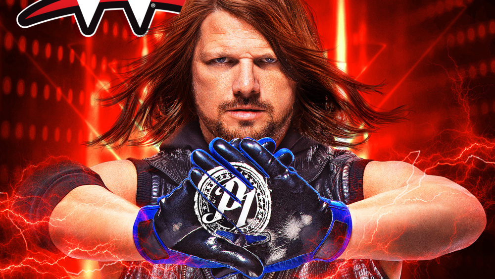 "2K annuncia ""The Phenomenal One"" AJ Styles come Superstar di copertina di WWE 2K19"
