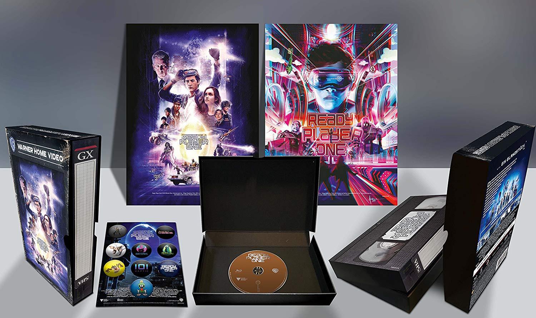 Ready Player One: Pack VHS esclusivo in preordine su Amazon