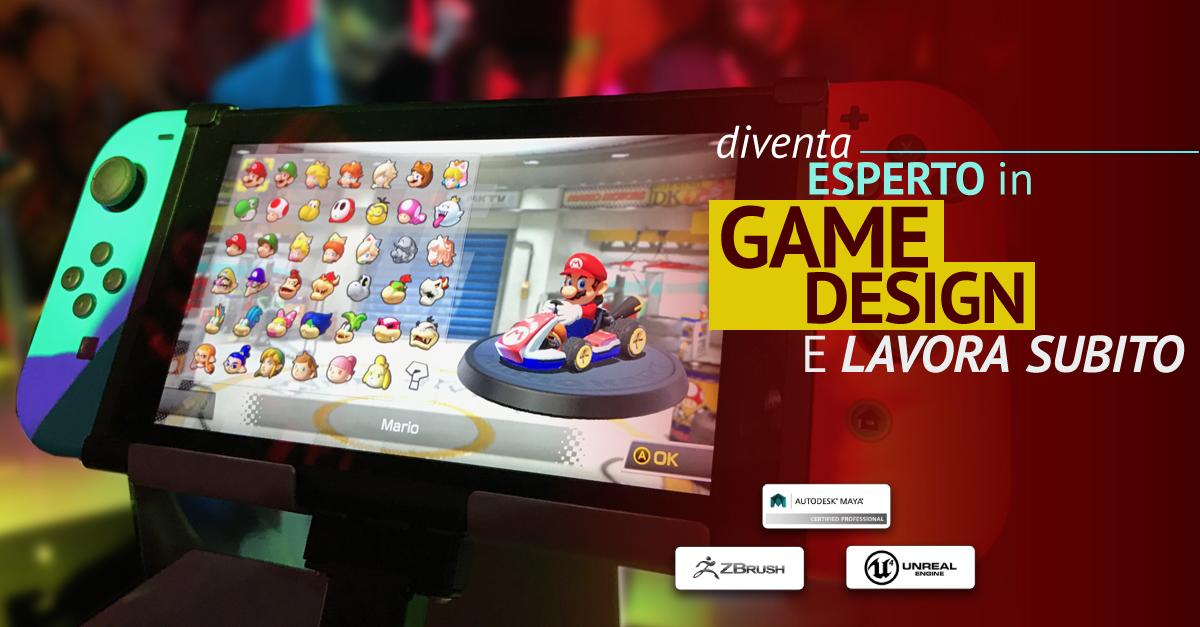 Istituto Volta: come diventare Game Designer