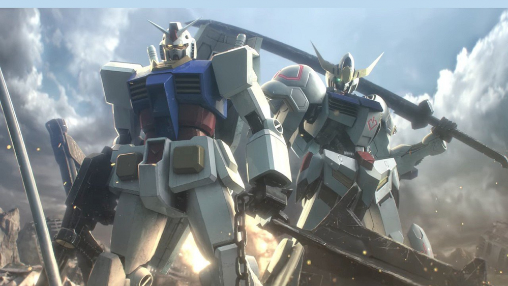 Gundam diventerà un film in live-action!
