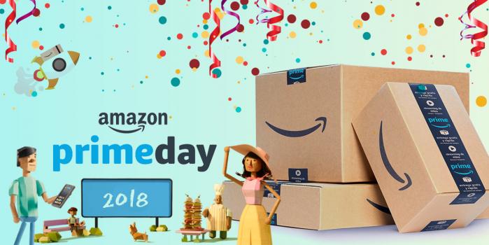 Prime Day, 100 milioni di prodotti venduti in 36 ore