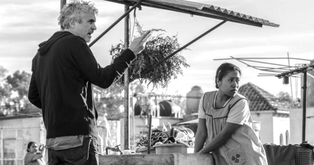 ROMA di Alfonso Cuarón in concorso a Venezia