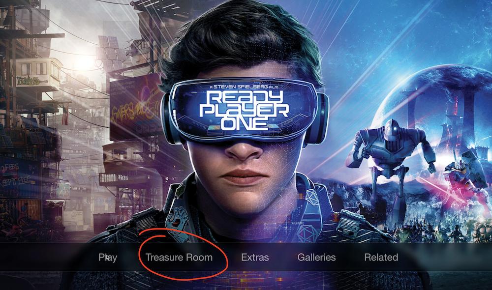 Ready Player One: gli extra esclusivi della versione iTunes