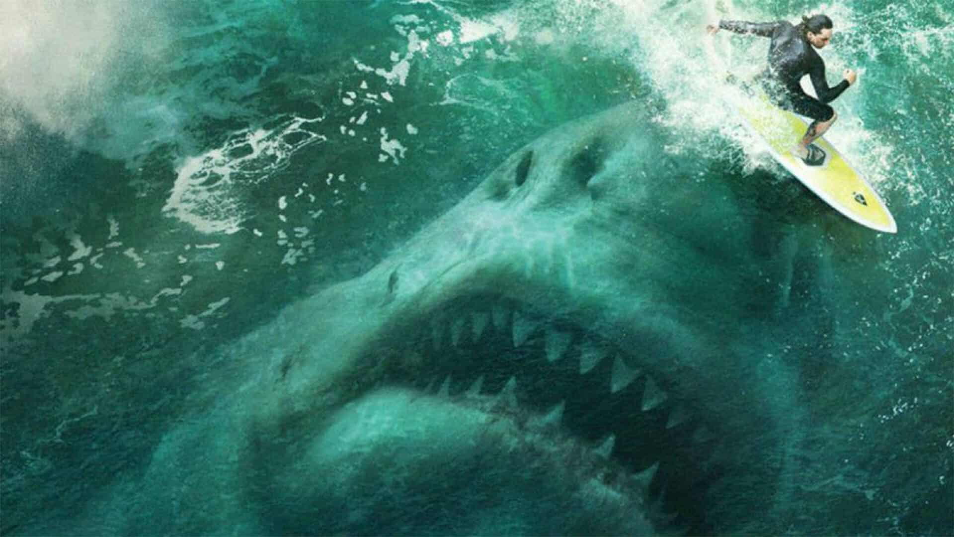 Shark - Il Primo Squalo: ecco il poster ufficiale del film