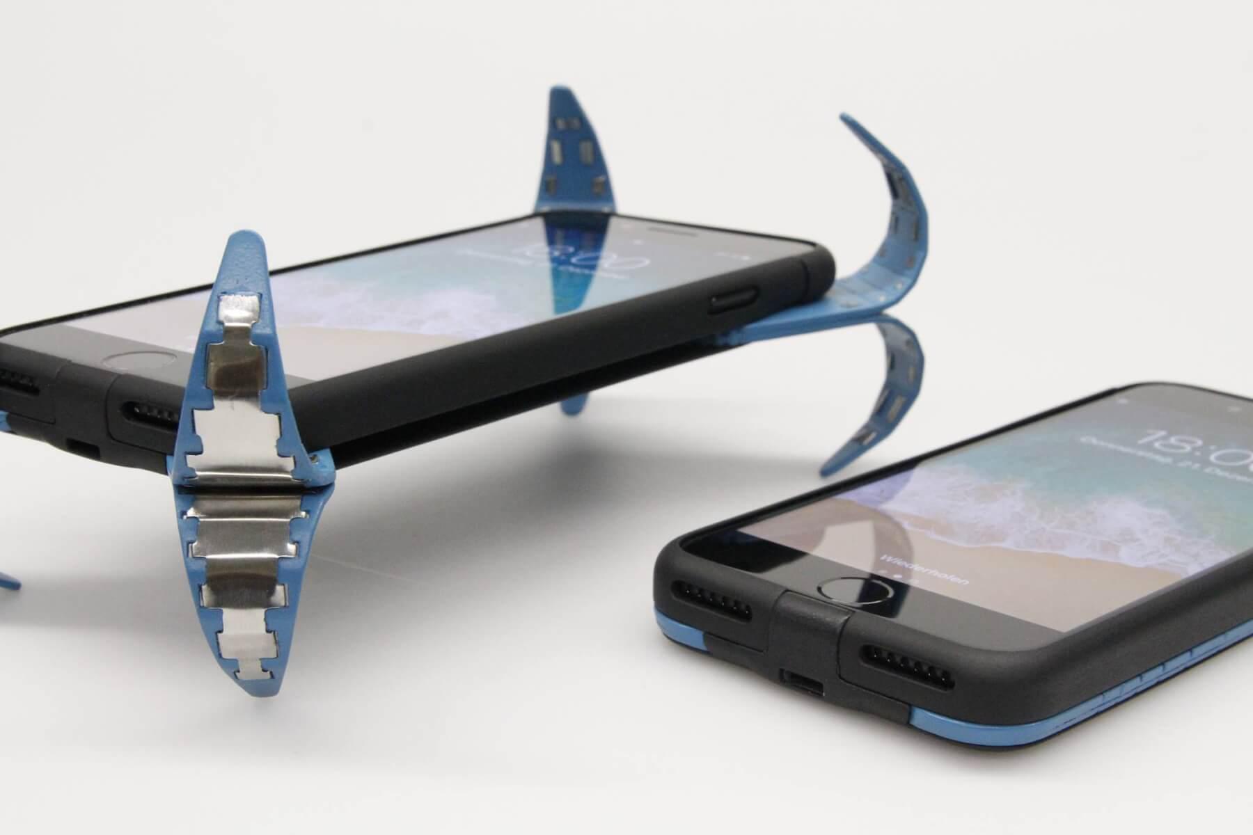 Dalla Germania una nuova custodia anti caduta per smartphone