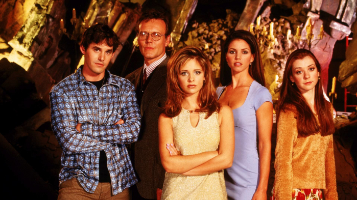 buffy cast originale