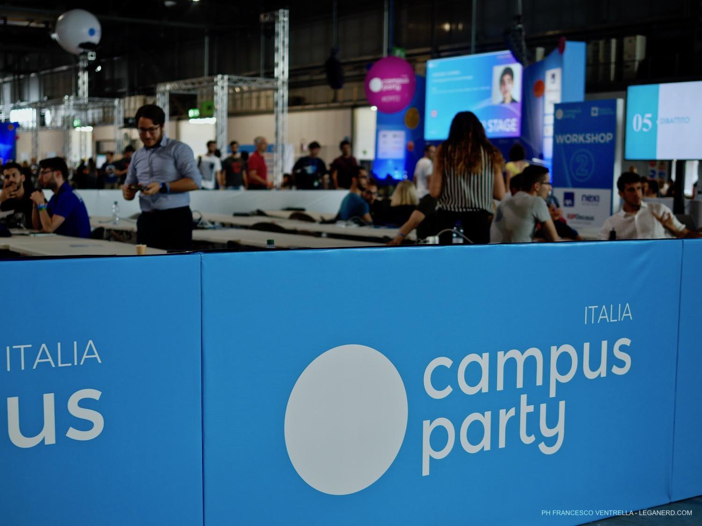 Campus Party Italia 2018: Photoreport