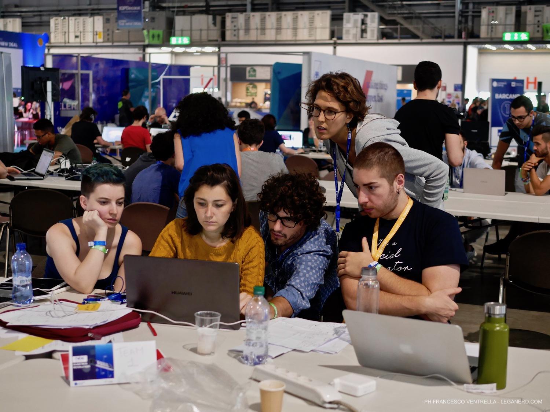 Grande successo per la seconda edizione del Campus Party Italia a Milano