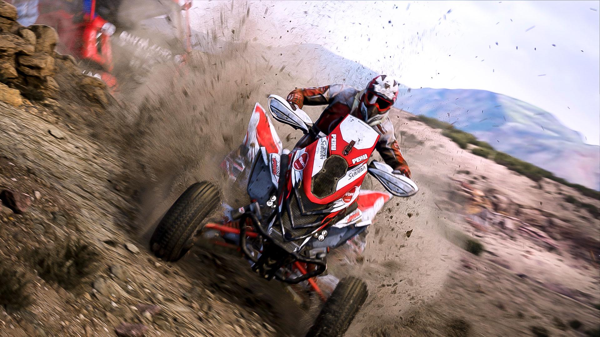 Il primo DLC di Dakar 18 celebra la serie