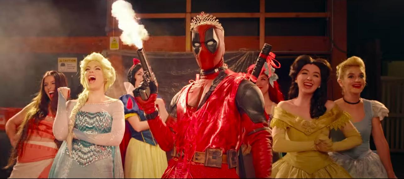 Deadpool The Musical 2: il nuovo fan film di Julian Higgins