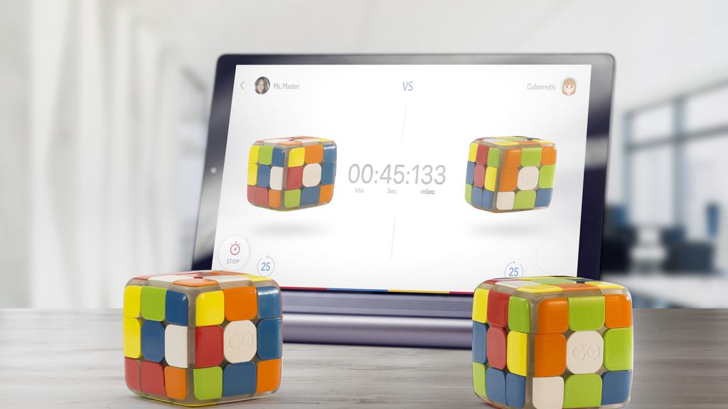 Il Cubo di Rubik smart su Kickstarter