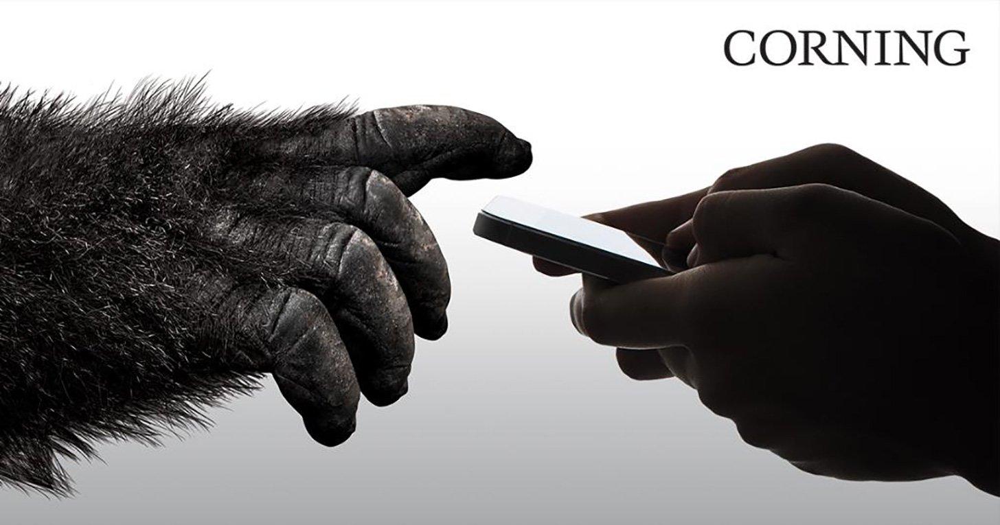 Annunciata la sesta generazione di Gorilla Glass