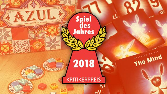 Proclamati i vincitori dello Spiel des Jahres 2018
