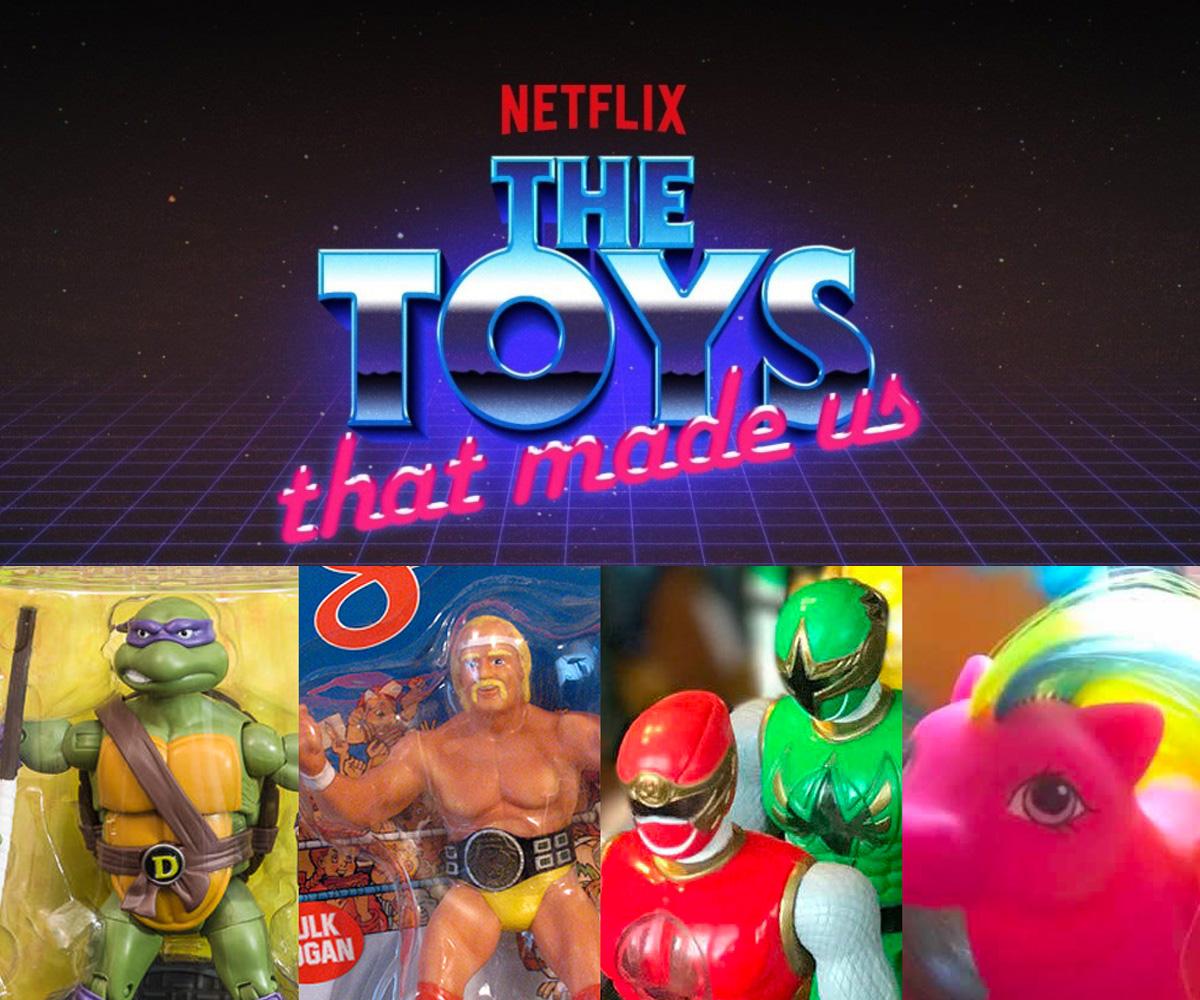 """La terza stagione de """"I Giocattoli della Nostra Infanzia"""" parlerà di Power Rangers, Wrestling, Tartarughe Ninja e My Little Pony"""