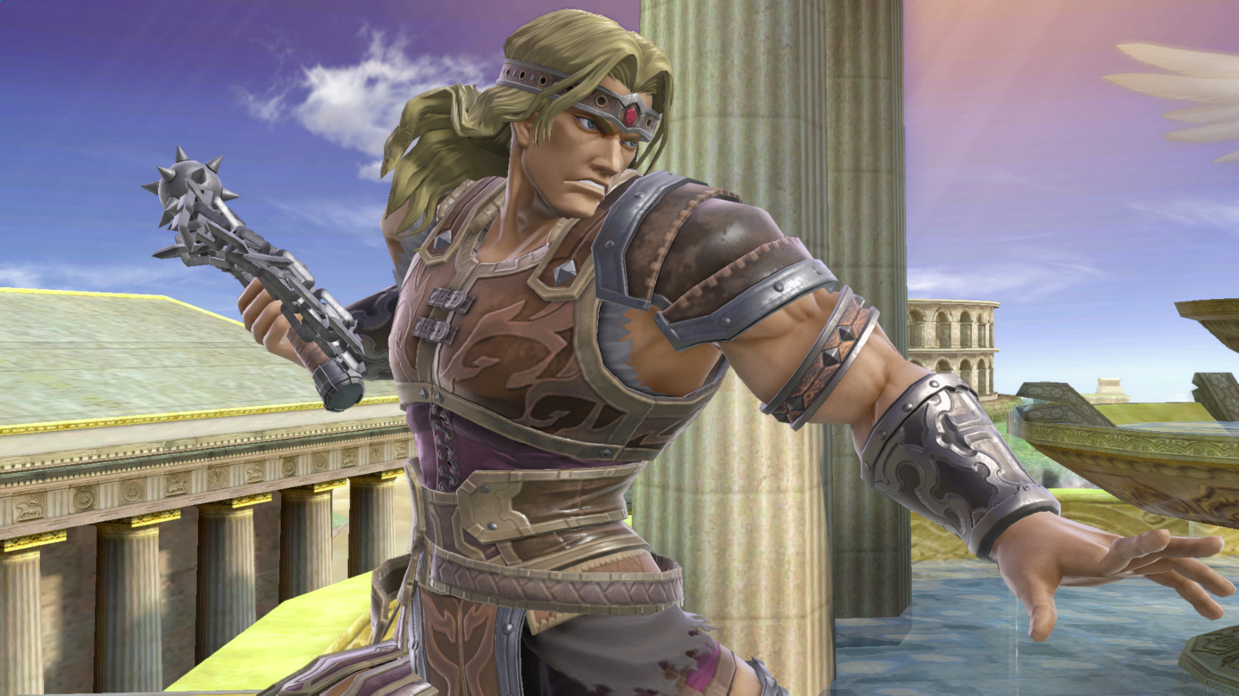 Simon Belmont e King K. Rool in Super Smash Bros. Ultimate